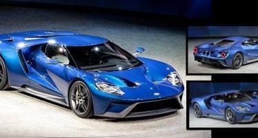 Δες την παρουσίαση του νέου Ford GT!