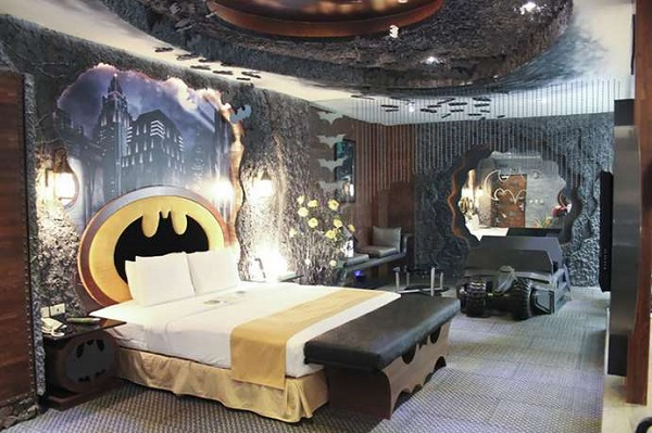 The Batcave hotel