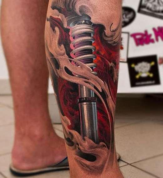 adrika tattoo gampa