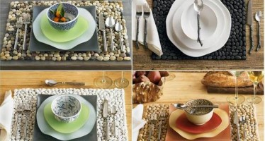 DIY: Πώς θα φτιάξεις ένα χαλάκι δαπέδου με πέτρες!