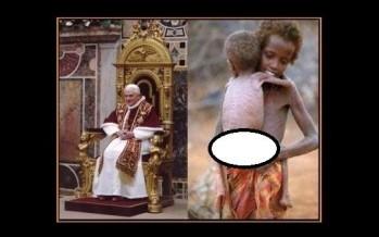 Πόσο πλούσια είναι η Καθολική εκκλησία;