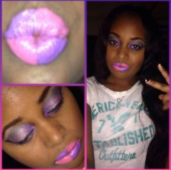 polixromo makeup