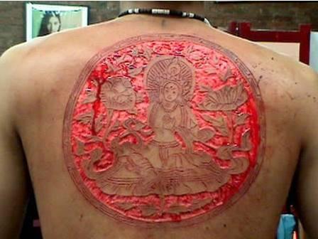 tatouaz xaraksis aggouria