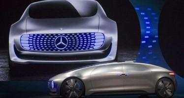Η Mercedes παρουσίασε το νέο αυτόματο αυτοκίνητο της!