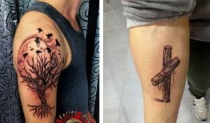 20 Αντρικά τατουάζ για το χέρι!