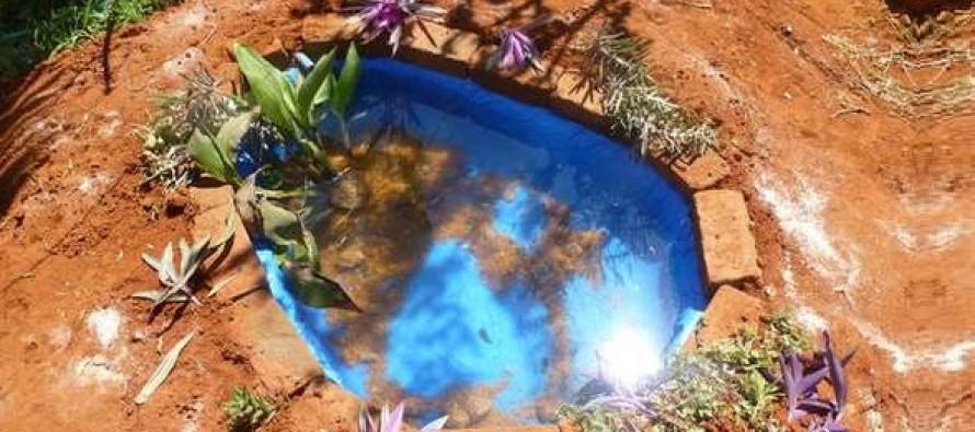 DIY: Φτιάξε μόνος σου λιμνούλα κήπου!