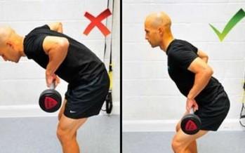 10 Λάθη που κάνεις στις ασκήσεις γυμναστικής!