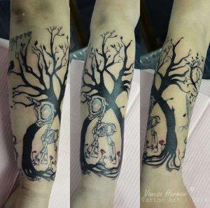 tattoo xeri