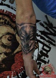 tattoo zoa xeri