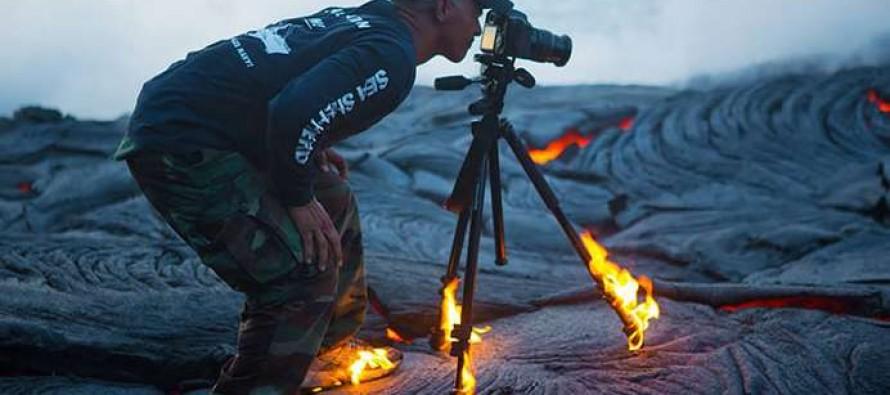 15+2 «Τρελοί» φωτογράφοι κάνουν τα πάντα για μια λήψη!