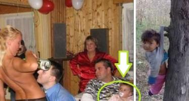 14 Απαράδεκτοι γονείς (Φωτογραφίες)!