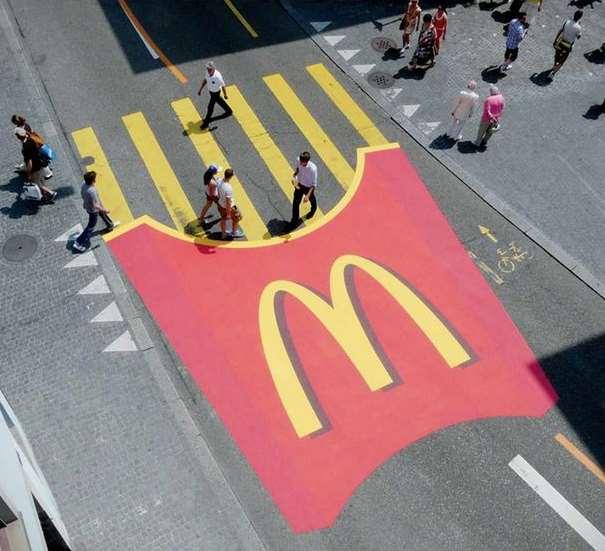 McDonalds diafimisi