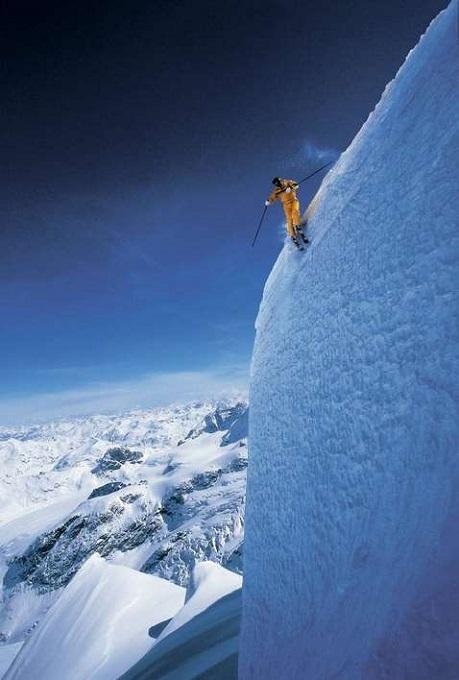 fotografies ski