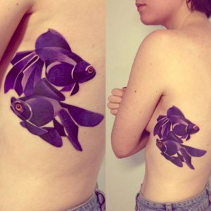 ginekia tattoo pleura