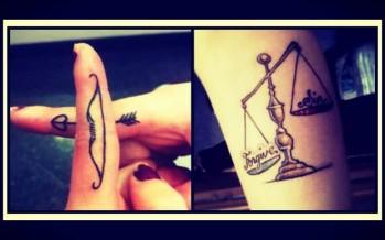 24 Ιδέες για τατουάζ με ζώδια!