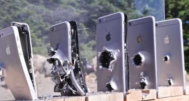VIDEO: Πόσα iPhone σταματάνε μια σφαίρα από Καλάσνικοφ;