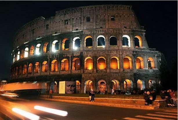 kolosseo romi