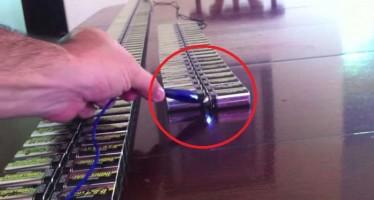 Τι θα συμβεί αν βραχυκυκλώσουν 244 μπαταρίες (Video)