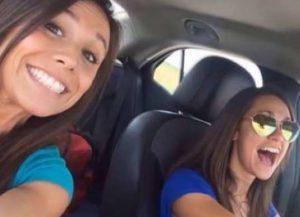 selfie autokinito