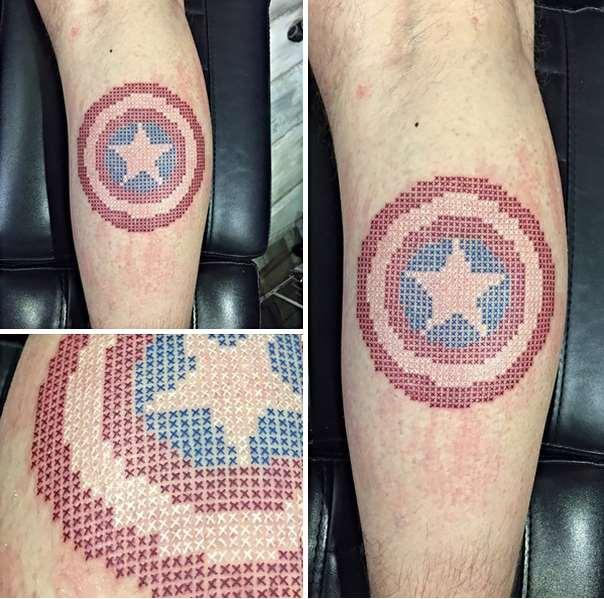 adrika tattoo me xroma