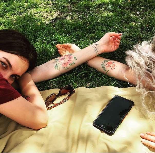 ginekia tattoo