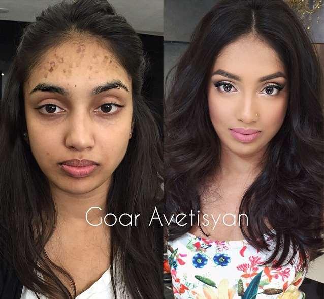 gunaikes makeup