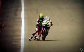 Ο πιο περίεργος τερματισμός στο Moto3!
