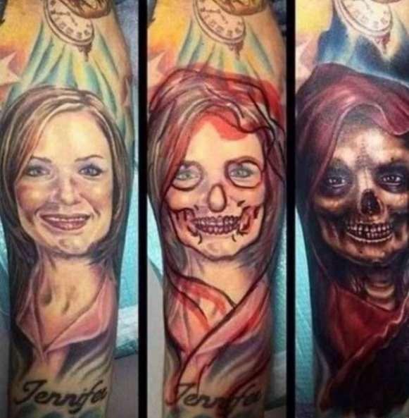 tatouaz portreto