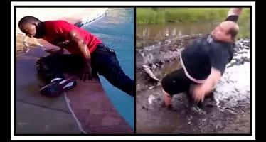VIDEO: Γλίστρες που προκαλούν γέλια!