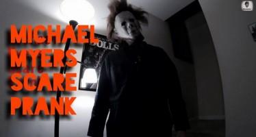 VIDEO: Τρομακτικές φάρσες με τον Michael Myers!