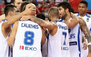 Eurobasket: Ώρα πρόκρισης για την Εθνική – Live Streaming στον Stoiximan.gr