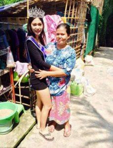 Khanittha Phasaeng miss tailandi