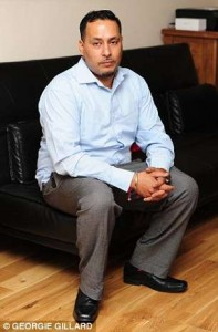Sunil Dade dagkoma araxnis