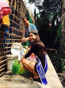 miss tailandi 2015 rakosillektria mitera