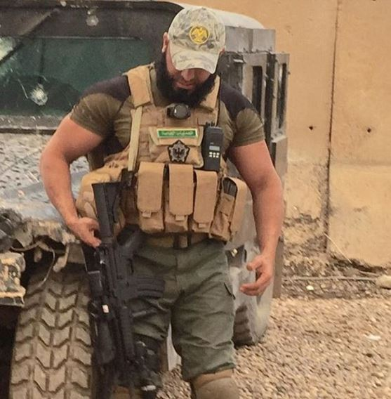 Ayyub Faleh al-Rubaie irak polemos