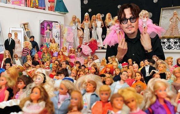 Johnny Depp paraksena xompi