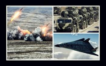 Τα 5 όπλα νέας γενιάς της Ρωσίας!
