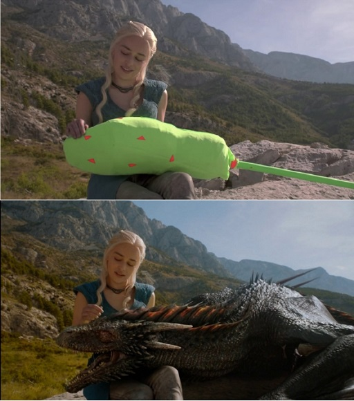 Game of Thrones visual effects