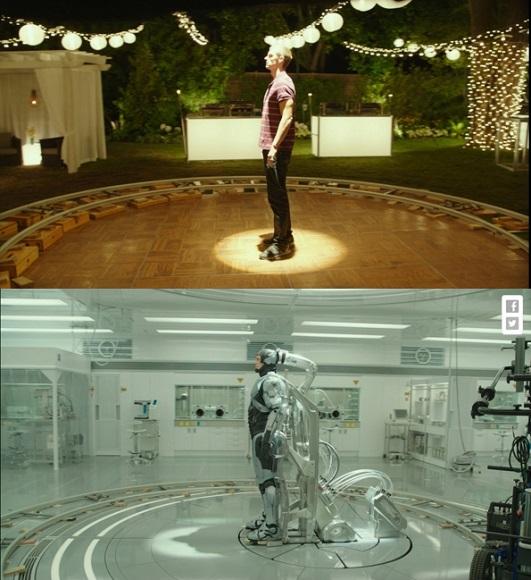 RoboCop girismata