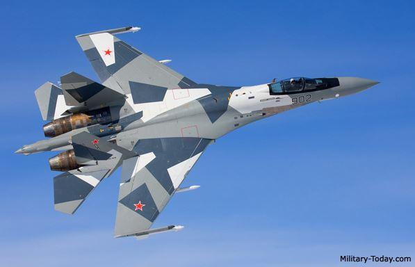 Sukhoi Su-35 maxitika aeroskafi rosia