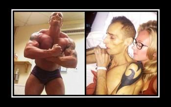 Bodybuilder κατανάλωνε 10.000 θερμίδες και πέθανε από κατάχρηση στεροειδών