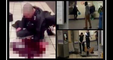 Τρομοκράτης έκοψε κεφάλι σε σταθμό του μετρό στο Λονδίνο!