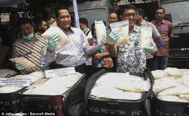 narkotika indonisia