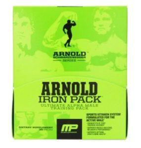 MusclePharm Arnold Schwarzenegger Iron Pack