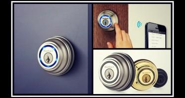 Έρχεται η «έξυπνη κλειδαριά» που ανοίγει με το smartphone!