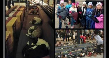 10 Ιστορίες του 2015 που δείχνουν πως υπάρχει ανθρωπιά!