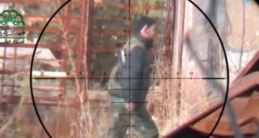 Ελεύθερος σκοπευτής των τζιχαντιστών σκότωσε στρατιώτη
