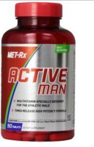 vitamines MET-Rx Active Man