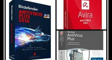 Τα 10 καλύτερα Antivirus για το 2016!