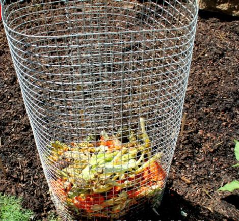 basket compost